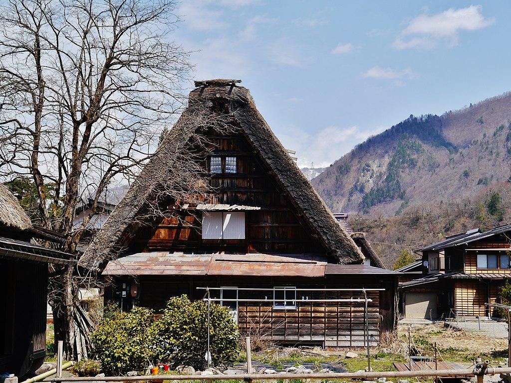 Shirakawa Gassho-zukuri 14