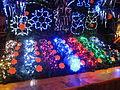 Shop of lights in the Christmas market of Strasbourg.jpg