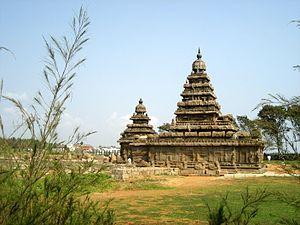 Shore Temple Mahabalipuram Tamil Nadu