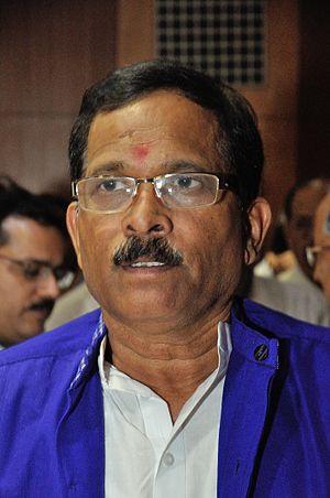 Shripad Yasso Naik - Image: Shripad Yasso Naik Kolkata 2014 10 12 7755