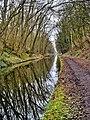 Shropshire Union Canal, nr Wheaton Aston - geograph.org.uk - 1565977.jpg