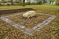 Sid Boyum Hippopotamus in Wirth Court Park in Madison, Wisconsin 1.jpg