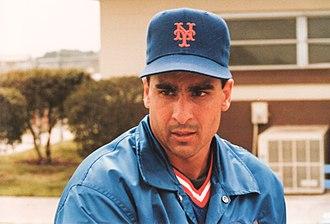 Sid Fernandez - Image: Sid Fernandez 1986