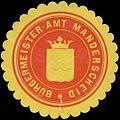 Siegelmarke Bürgermeister-Amt Manderscheid W0383556.jpg