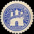 Siegelmarke Staeditsche Elektricitaetswerke Hamburg W0309661.jpg