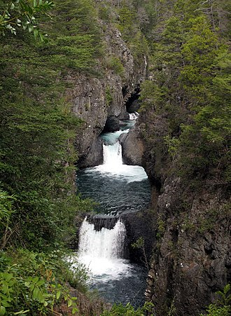 Maule Region - Image: Siete Tazas, Maule, Chile
