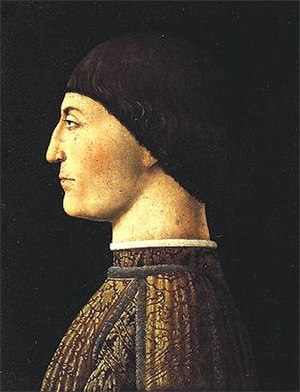 Ottoman–Venetian War (1463–1479) - The noted condottiere Sigismondo Malatesta, Lord of Rimini. His tenure in command of the land forces in the Morea (July 1464 to January 1466) failed to reverse the Republic's fortunes.