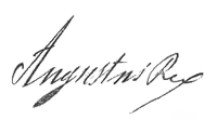 Signature of August II the Strong.PNG