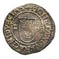 Silvermynt tvåöring, 1611 - Skoklosters slott - 108677.tif