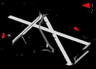 1998 British Grand Prix - Silverstone Circuit in its 1998 configuration