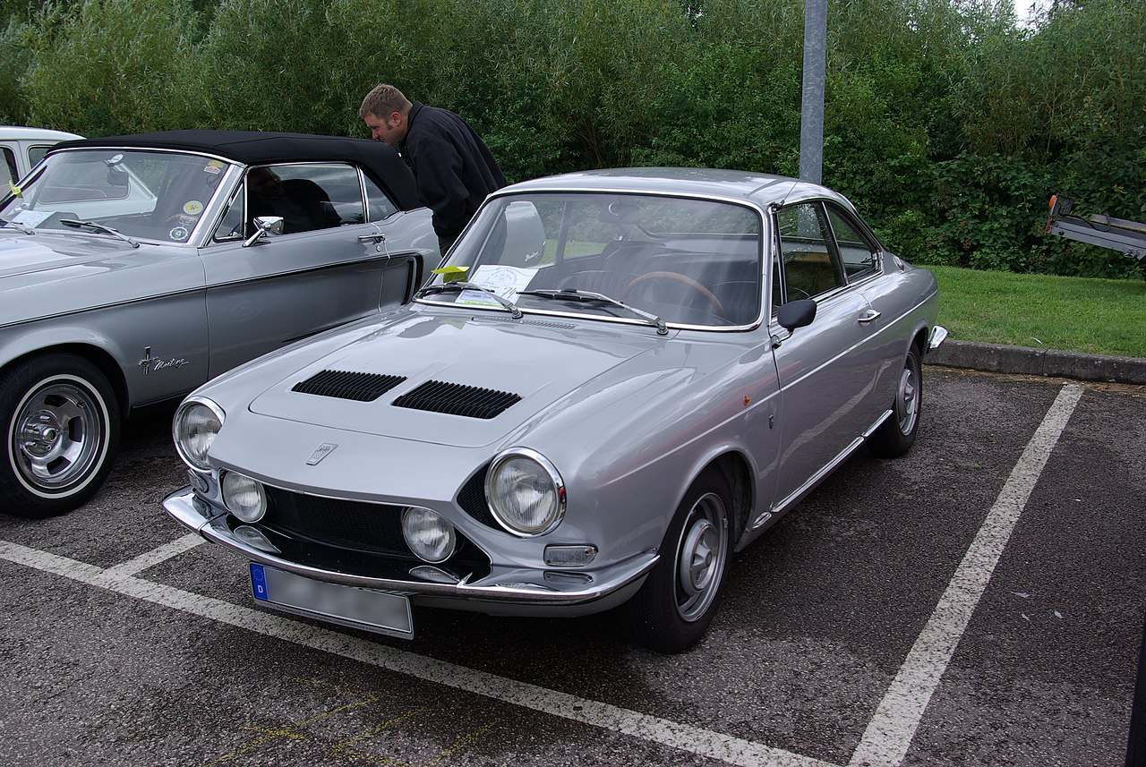 file simca 1200s coupe bw 1 jpg wikimedia commons. Black Bedroom Furniture Sets. Home Design Ideas