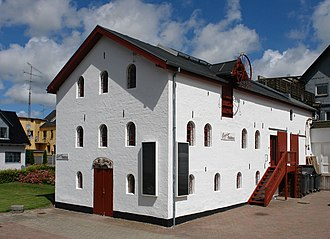 """Sindal - House of culture: """"Gøgsigs Pakhus"""" in Sindal"""