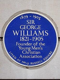 Sir george williams (ymca)