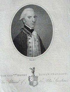 Henry Edwyn Stanhope