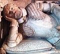 Sir Marmaduke Wyvell's effigy in Masham Church, Yorkshire.jpg