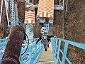 Six Flags NOLA Roller Coaster Staircase.jpg