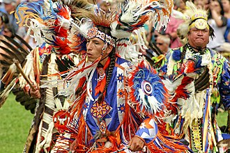 Six Nations of the Grand River - Six Nations Pow Wow