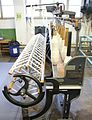 Sjöllingstad IMG 3230 skein winder by prince-smith and stells of kenghley england 1960.JPG