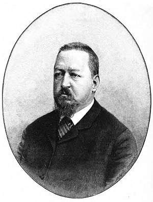 Alexander Skabichevsky - Skabichevsky in 1895