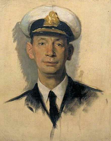 Sketch of Keyes by Glyn Warren Philpot, 1918. Imperial War Museum Sketch of 'Vice Admiral Sir Roger Keyes (1872-1945), KCB, CMG, CVO, DSO'.jpg