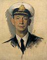 Sketch of 'Vice Admiral Sir Roger Keyes (1872–1945), KCB, CMG, CVO, DSO'.jpg