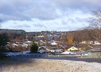Slagsta - Image: Slagsta 2007 1
