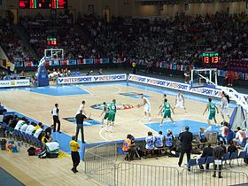 Slovenia vs. Great Britain at EuroBasket 2009 (02).jpg