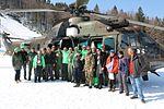 Slovenska vojska je tudi letos podprla Smučarsko zvezo Slovenije pri izvedbi zaključka svetovnega pokala v smučarskih poletih v Planici 5.jpg