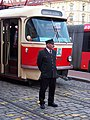 Smíchovské nádraží, tramvaj 6102.jpg