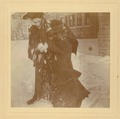 Snowball fight, Bryn Mawr College, c. 1898.tif