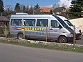 Sokolov, minibus firmy Václav Vyskočil.jpg