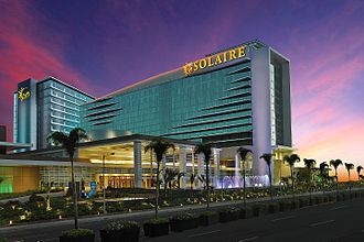 Steelman Partners - Image: Solaire Resort and Casino 2015