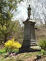 Soldiers Monument - Weatogue, Simsbury, Connecticut - DSC09353.JPG