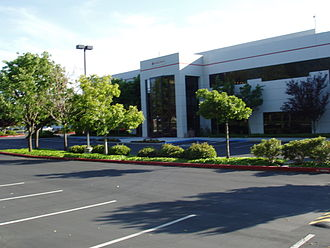 Solectron - Solectron headquarters in Milpitas