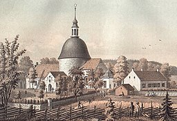 Farvelitografi fra 1874