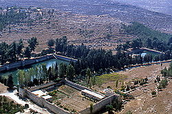 Pools of Solomon