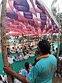 Somvati Mahayag at Veerabhadra Devathan Vadhav in presence of Balyogi Om Shakti Maharaj. 06.jpg