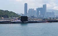 Song Class submarine 324
