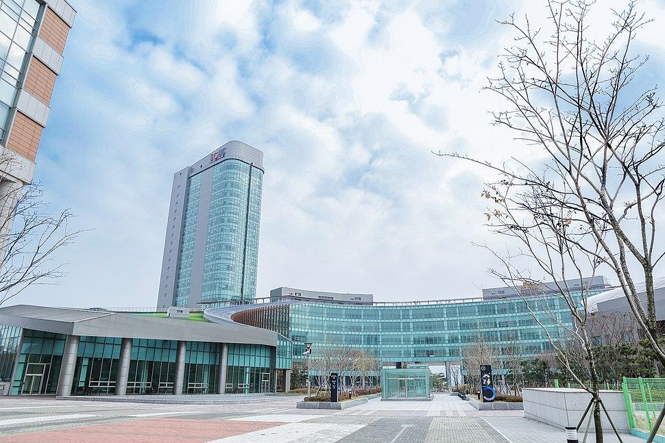 Songdo Campus, Mason Korea.