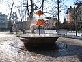 Sopot – fontanna w Parku Południowym.JPG
