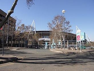 Johannesburg Stadium - Image: South Africa Johannesburg Stadium 001