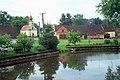 South Bohemia-32-Dorf-Weiher-2004-gje.jpg
