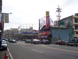 South End of County Highway No. 129.jpg