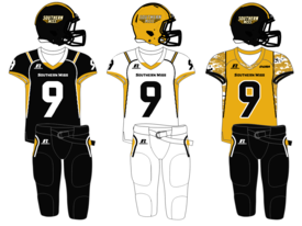 Southern Miss 2013 Football Uniforms.png