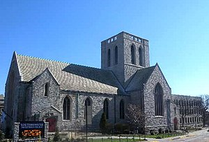 Mt. Lebanon Township, Allegheny County, Pennsylvania - Southminster Presbyterian Church