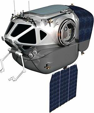 Deep Space Habitat - MMSEV
