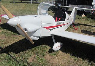 Spacek SD-1 Minisport Czech ultralight aircraft design