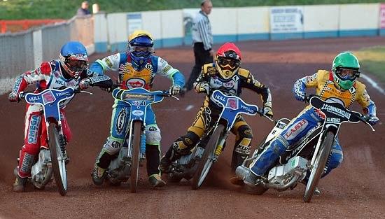 Speedway start 1