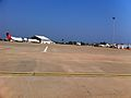 Spicejet @ puducherry Airport.jpg