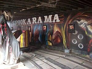 Spook-a-Rama Cars